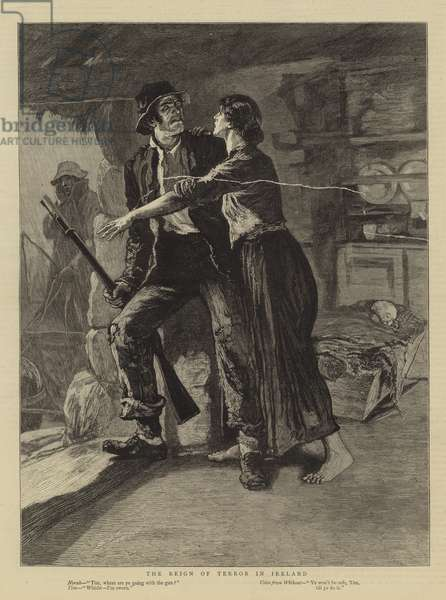 The Reign of Terror in Ireland (engraving)