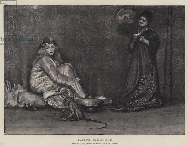 Playmates (engraving)