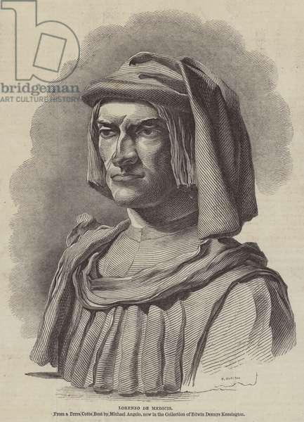Lorenzo de Medicis (engraving)