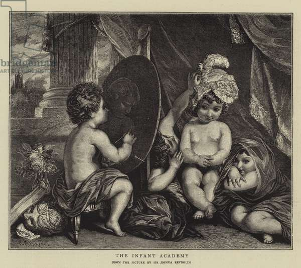 The Infant Academy (engraving)