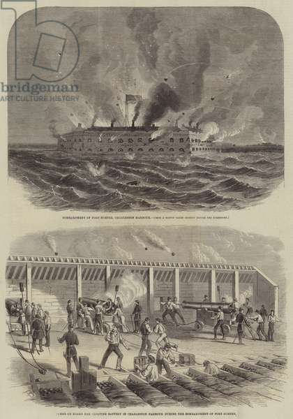 American Civil War (engraving)