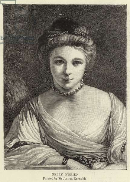Nelly O'Brien (engraving)