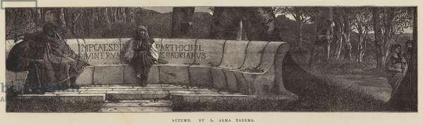 Autumn (engraving)
