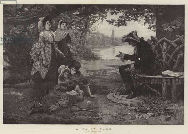 A Fairy Tale (engraving)