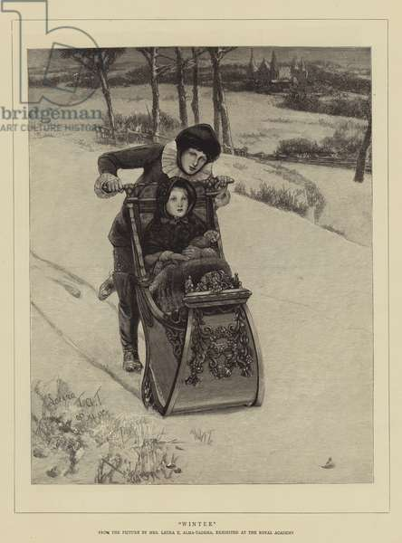 Winter (engraving)