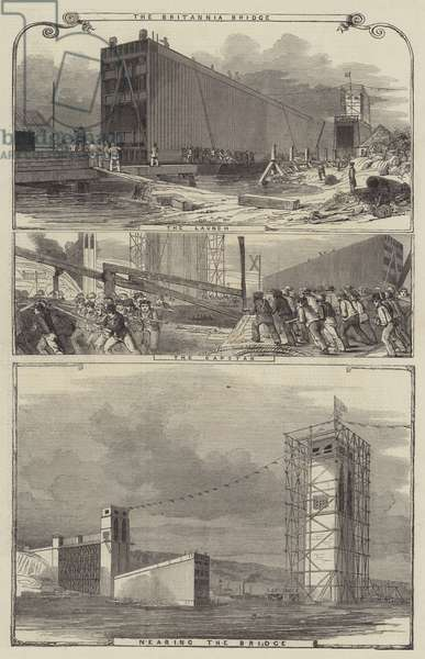 Britannia Bridge (engraving)