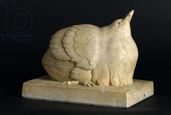 Bird (plaster)