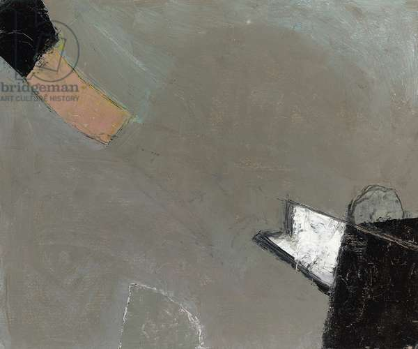 Untitled, c.1958 (oil on board)