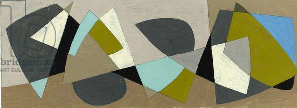 Untitled, c.1960 (oil on board)