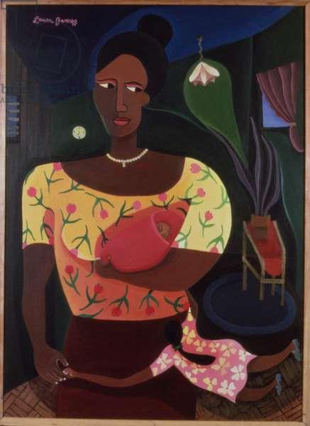 Mother, 1998 (acrylic on canvas)