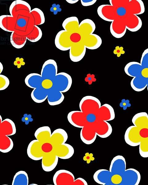 Junior Florals (digital)