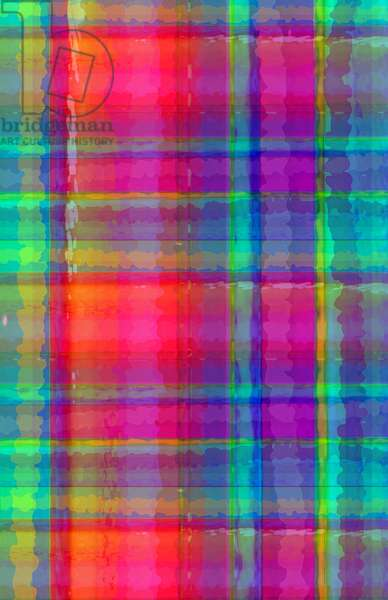 Bright Plaid (digital)