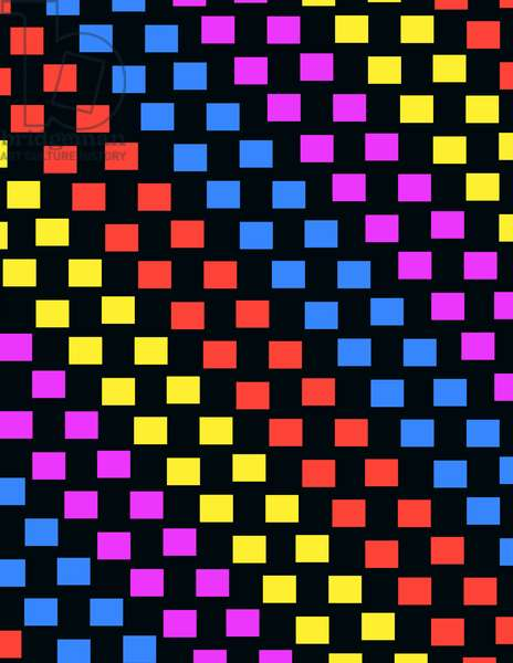 Colourful Squares (digital)