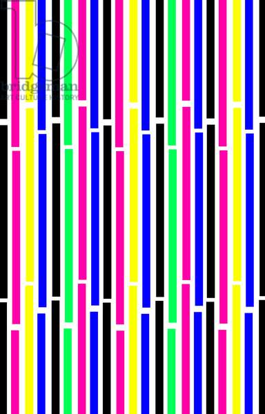 Stripes, (2012) Digital Media