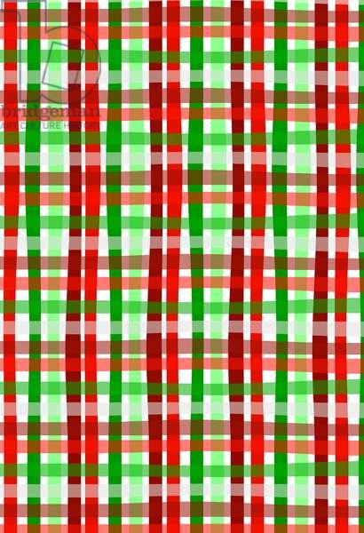 Christmas Wrap check,2017, Digital Media