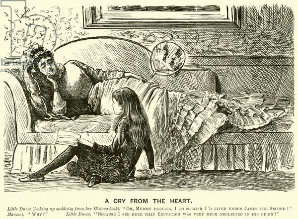 A Cry from the Heart (engraving)
