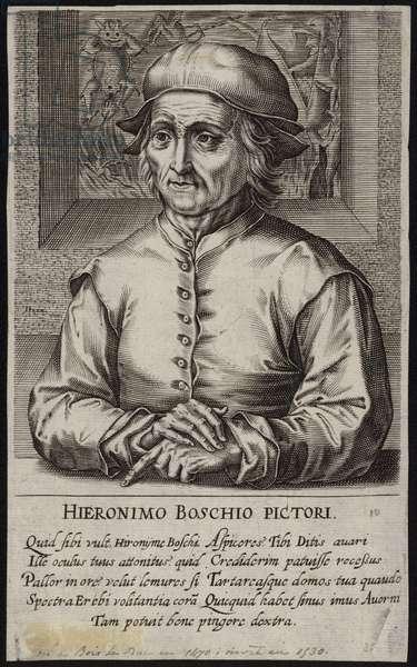 Hieronymus Bosch (engraving)