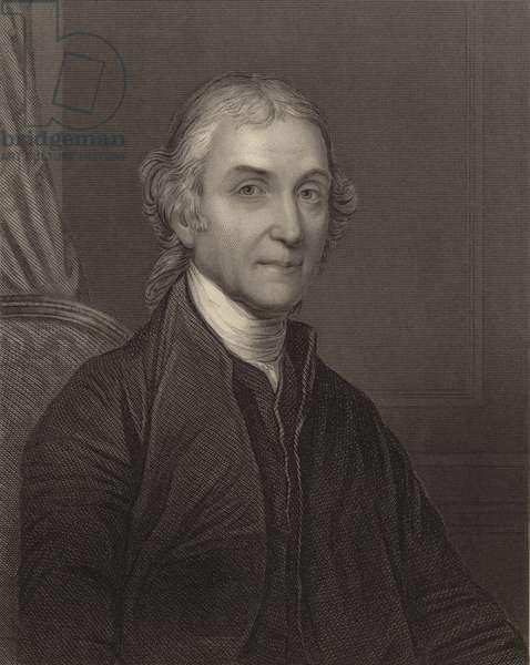 Joseph Priestley (engraving)
