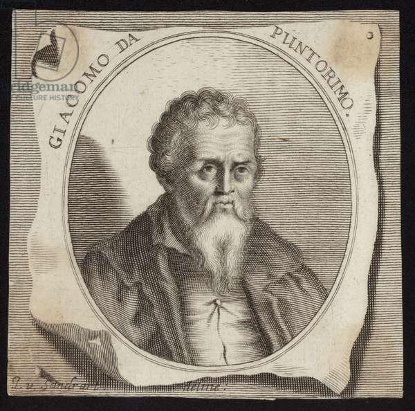 Jacopo da Pontormo (engraving)