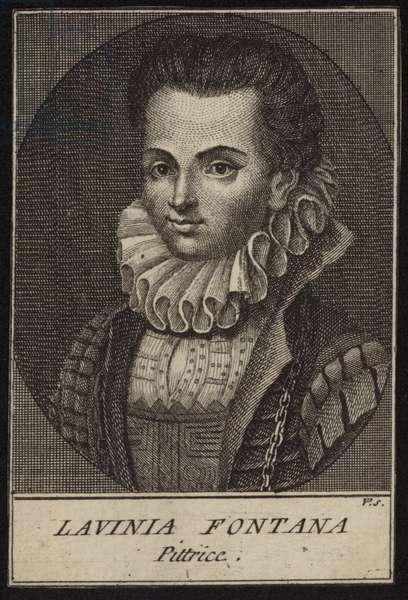 Lavinia Fontana (engraving)