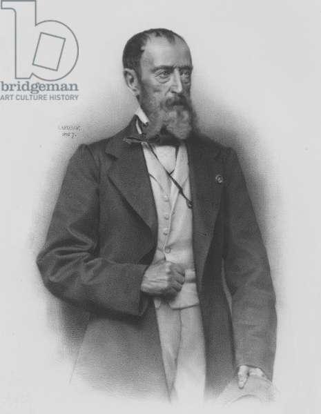 Horace Vernet (engraving)
