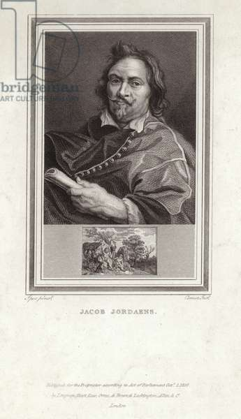 Jacob Jordaens (engraving)