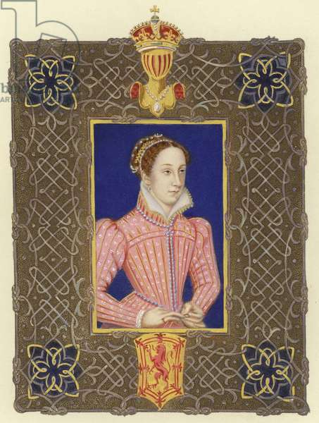 Mary Stuart (engraving)