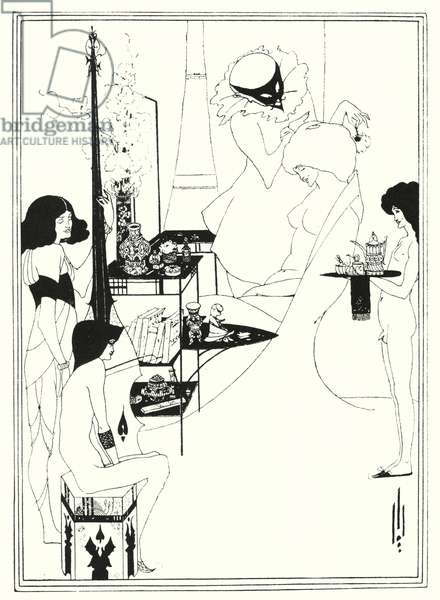 The Toilette of Salome (engraving)