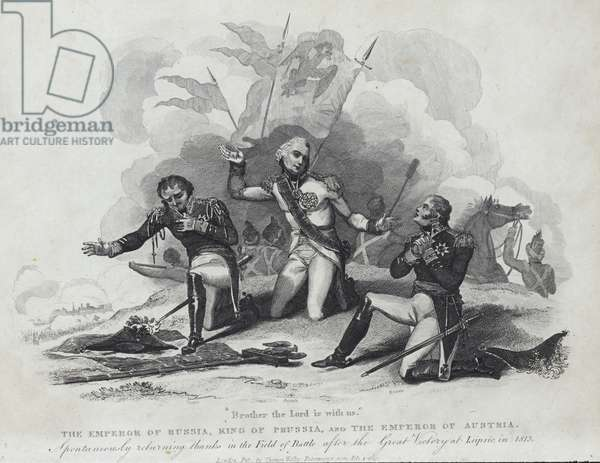 Great Victory at Leipsic (engraving)