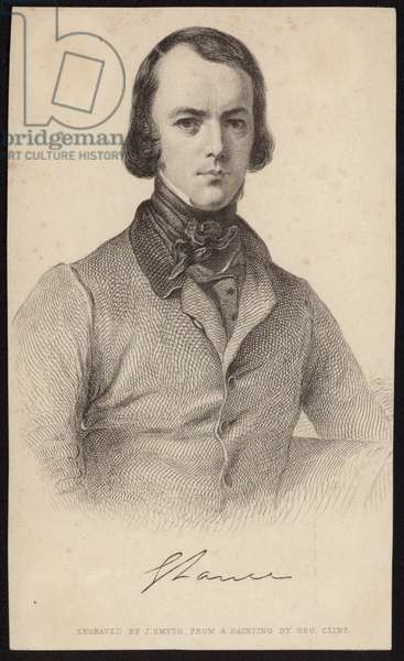 George Dance the Younger (engraving)