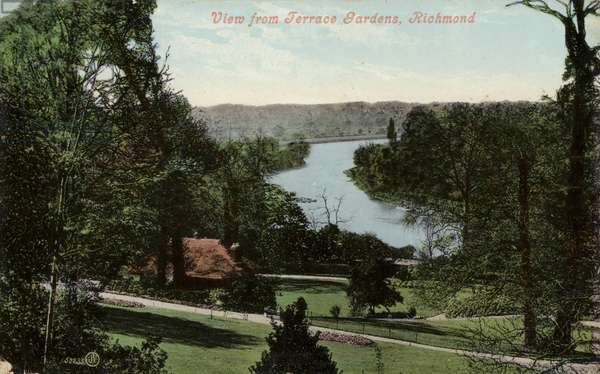View from Terrace Gardens, Richmond (photo)
