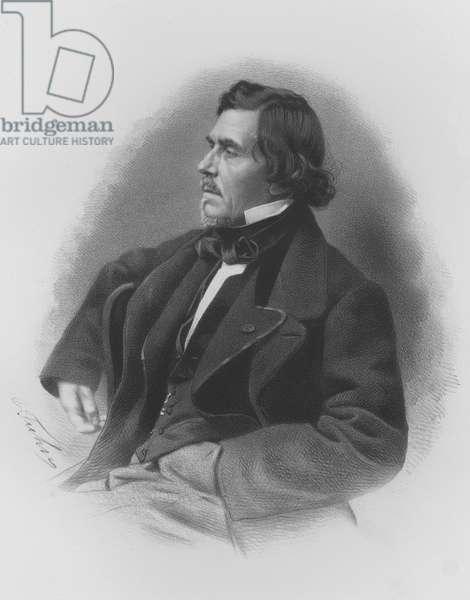 Eugene Delacroix (engraving)