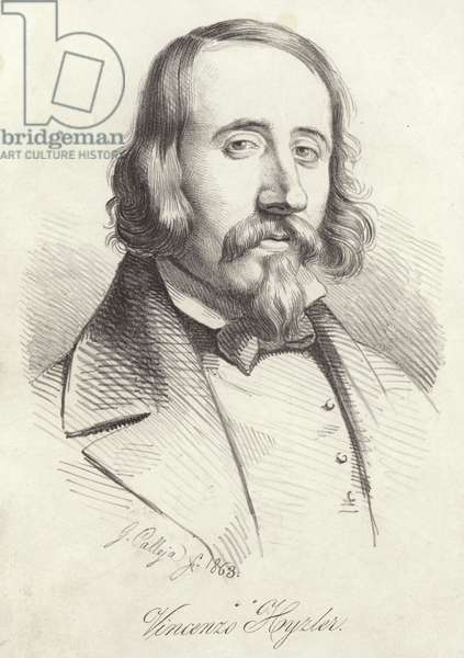 Vincenzo Hoyzler (drawing)