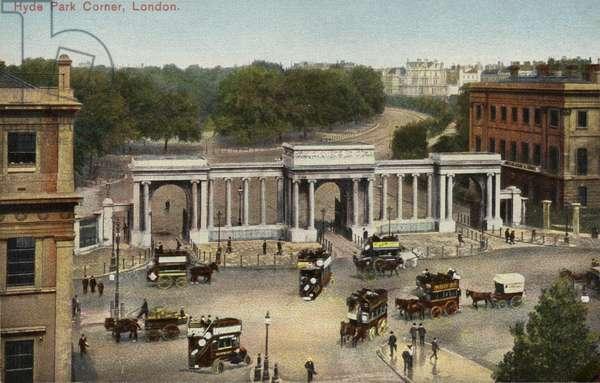 Hyde Park Corner, London (photo)