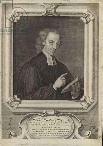 William Whiston (engraving)