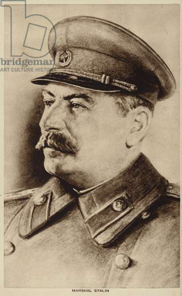 Stalin (litho)
