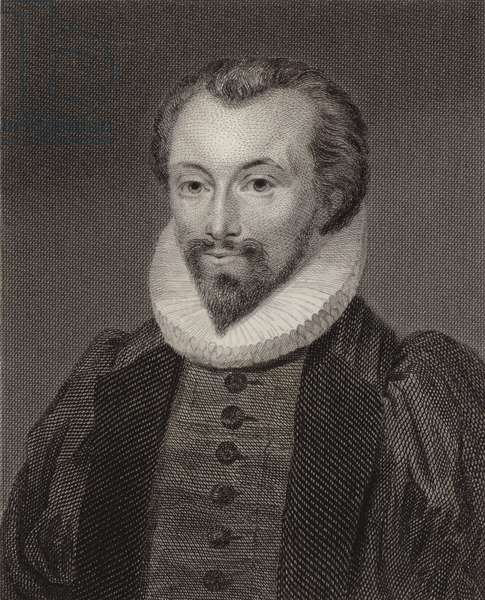 John Donne (engraving)