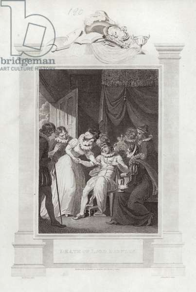 Death of Lord Darnley (engraving)