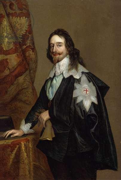 Charles I (chromolitho)