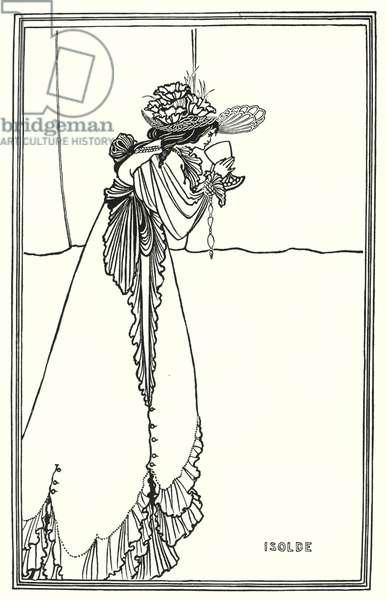 Isolde (engraving)