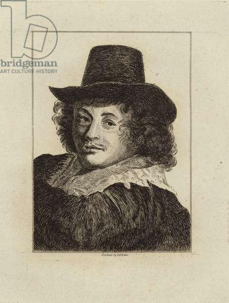 Frans Hals the Elder (etching)