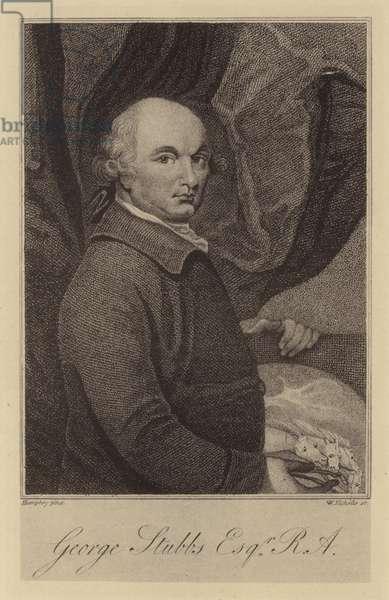 George Stubbs (engraving)