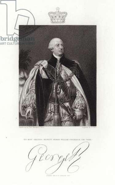 George III (engraving)