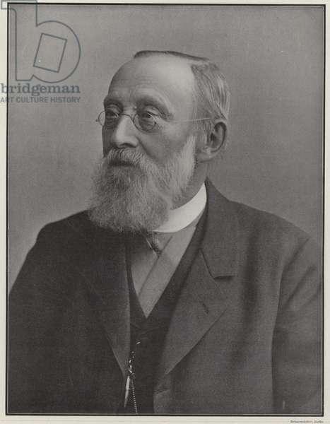 Rudolf Virchow (b/w photo)