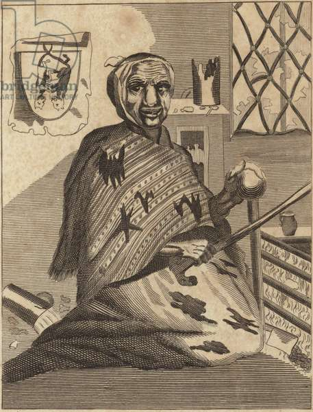 Mother Damnable (engraving)