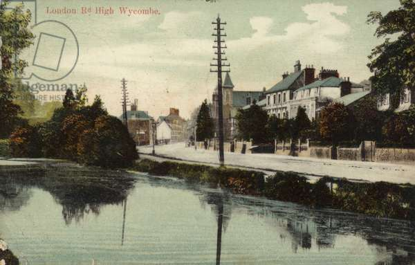 London Rd High Wycombe (photo)
