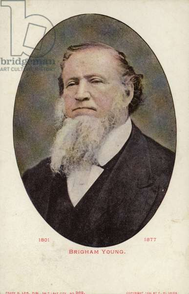 Brigham Young (photo)