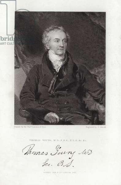 Thomas Young (engraving)