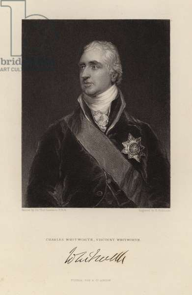 Viscount Whitworth (engraving)