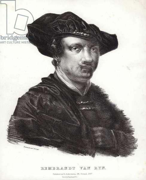 Rembrandt van Ryn (engraving)